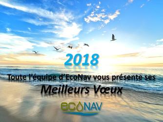 EcoNav, adhérez en 2018