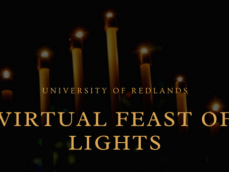 Virtual Feast of Lights