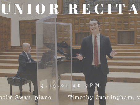 Junior Voice and Composition Recital