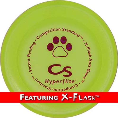 Hyperflite Competition Standard Disc 8-3/4'' Frisbee Disc (Yellow)