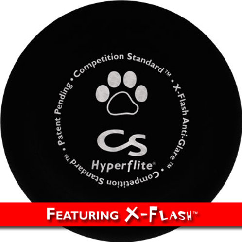 Hyperflite Competition Standard Disc 8-3/4'' Frisbee Disc (Black)