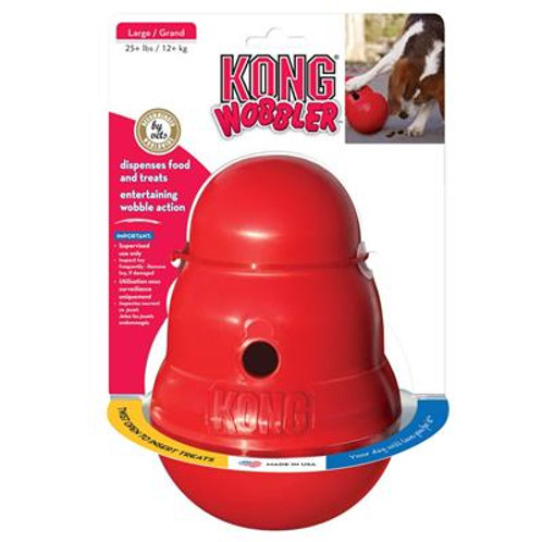 Kong Wobbler Treat / Food Dispenser
