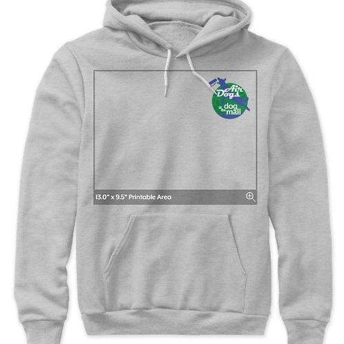 Air Dogs Canvas Poly-Cotton Premium Sweatshirt / Hoodie