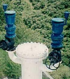 instalacion de valvulas de aire