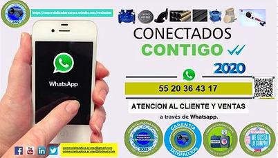 CONECTADOS WHATS 2020