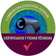 certificados y fichas tecnicas