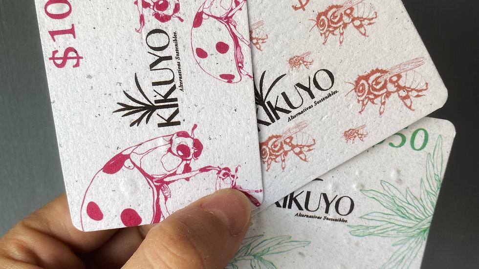 Gift Cards Kikuyo