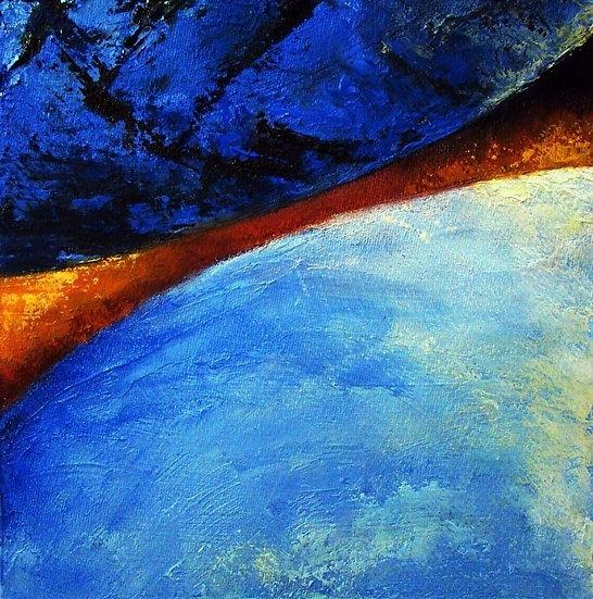 Conception III (Original Painting)