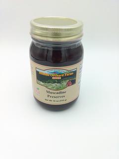 Muscadine preserves