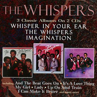 The Whispers 3 Classic Albums