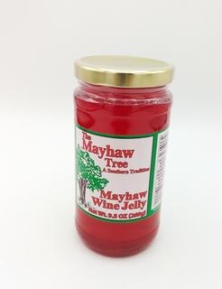 Mayhaw wine jelly
