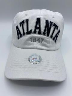 Atlanta Cap (White)