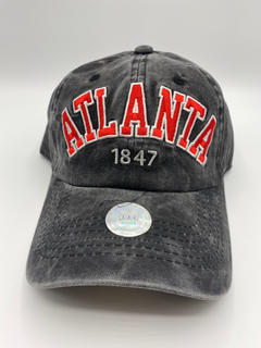 Atlanta Denim Cap (Black)