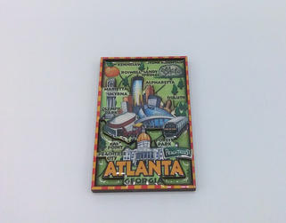 Atlanta Badge