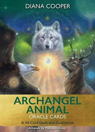 Archangel Animal Oracle Cards By Diana Cooper