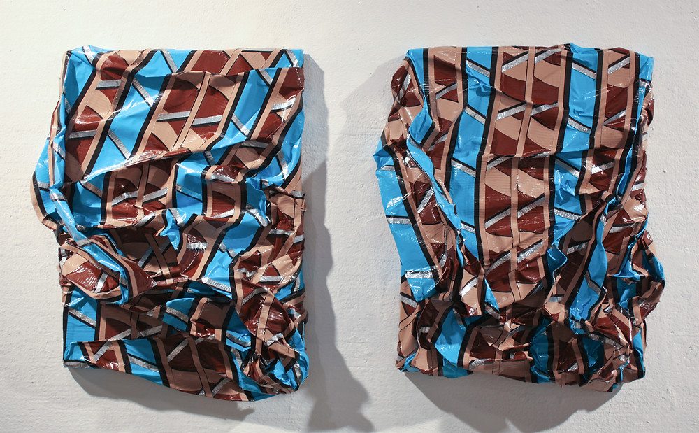 """Parallel Skies I and II"" 2013"