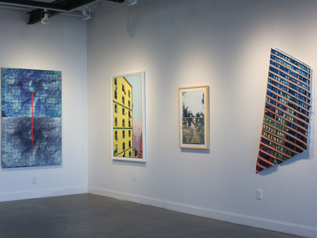 Now on View: Entrances and Exits