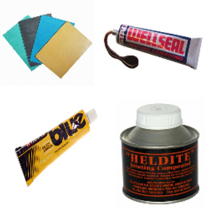 Adhesives and Compounds