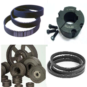 Belts and Bearings