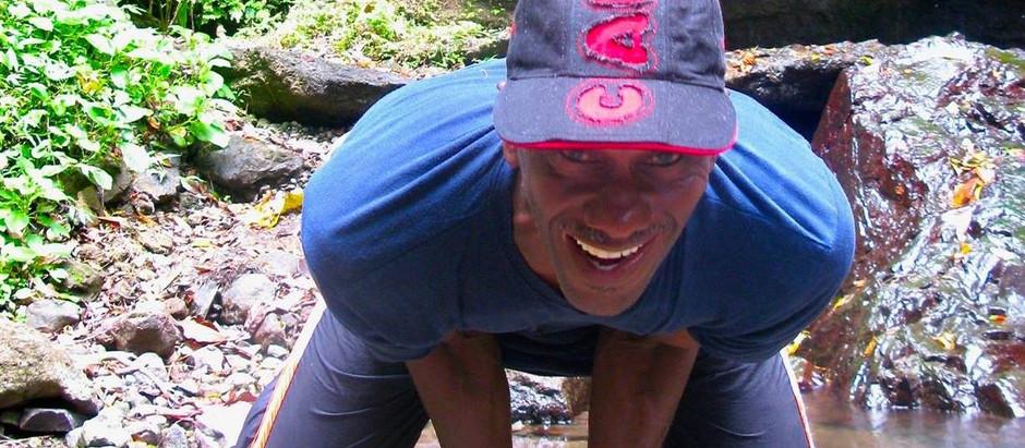 Randonnée pédestre vers la  Cascade Couleuvre
