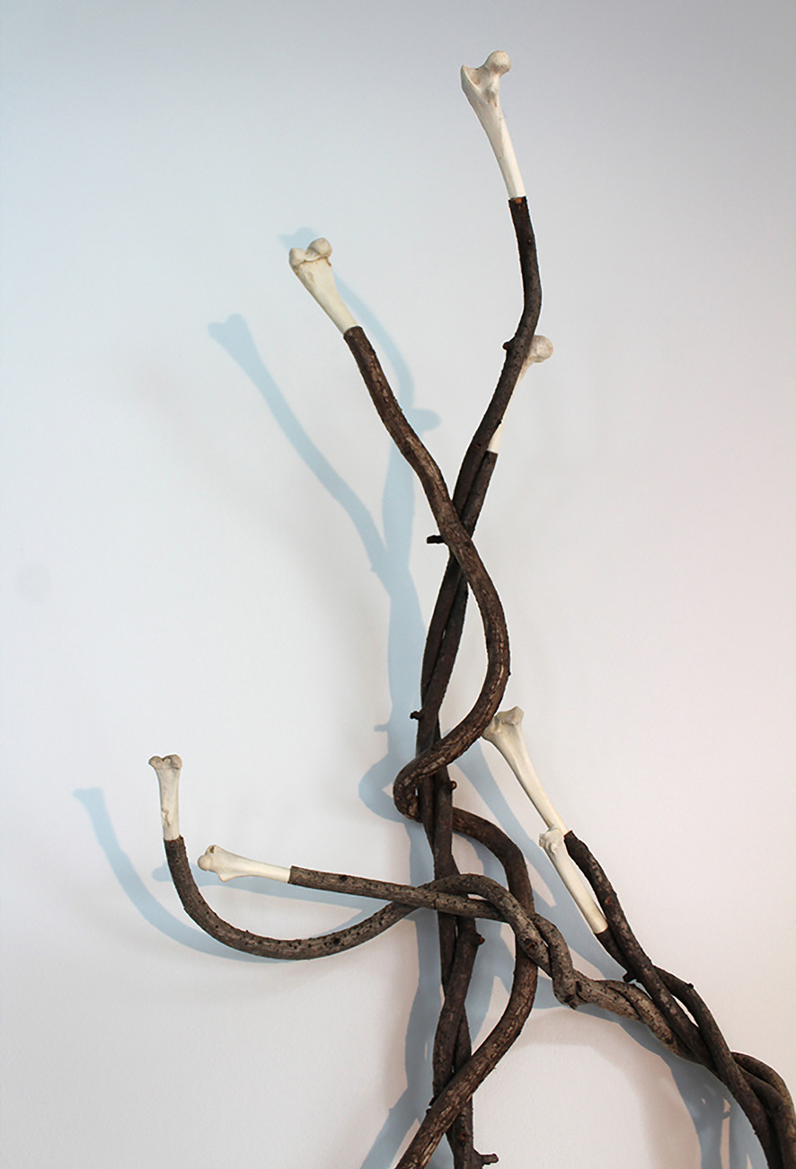 Intertwined Limbs Detail