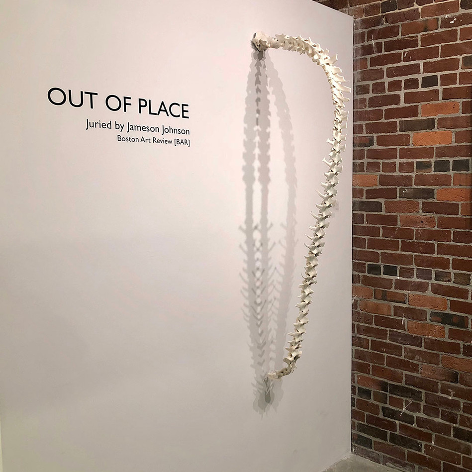 Out of Place Gallery Show at Fountain St