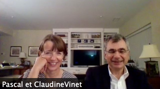 Claudine & Pascal Vinet