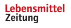 Vertriebsberatung: Lebensmittel Zeitung