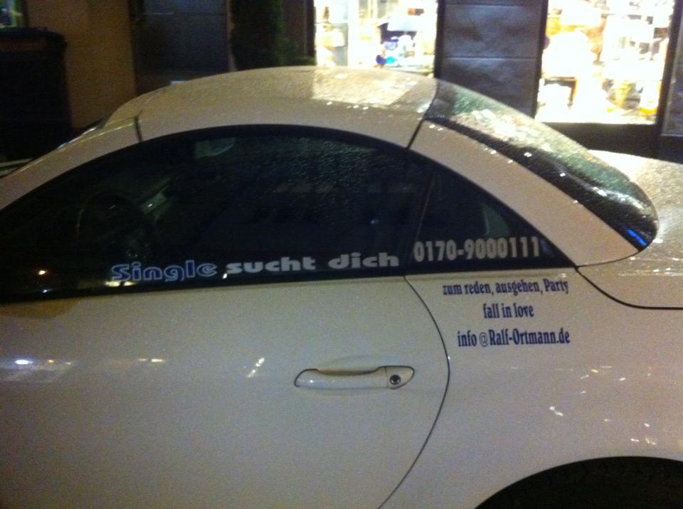 Vertriebsberatung für Cabriofahrer