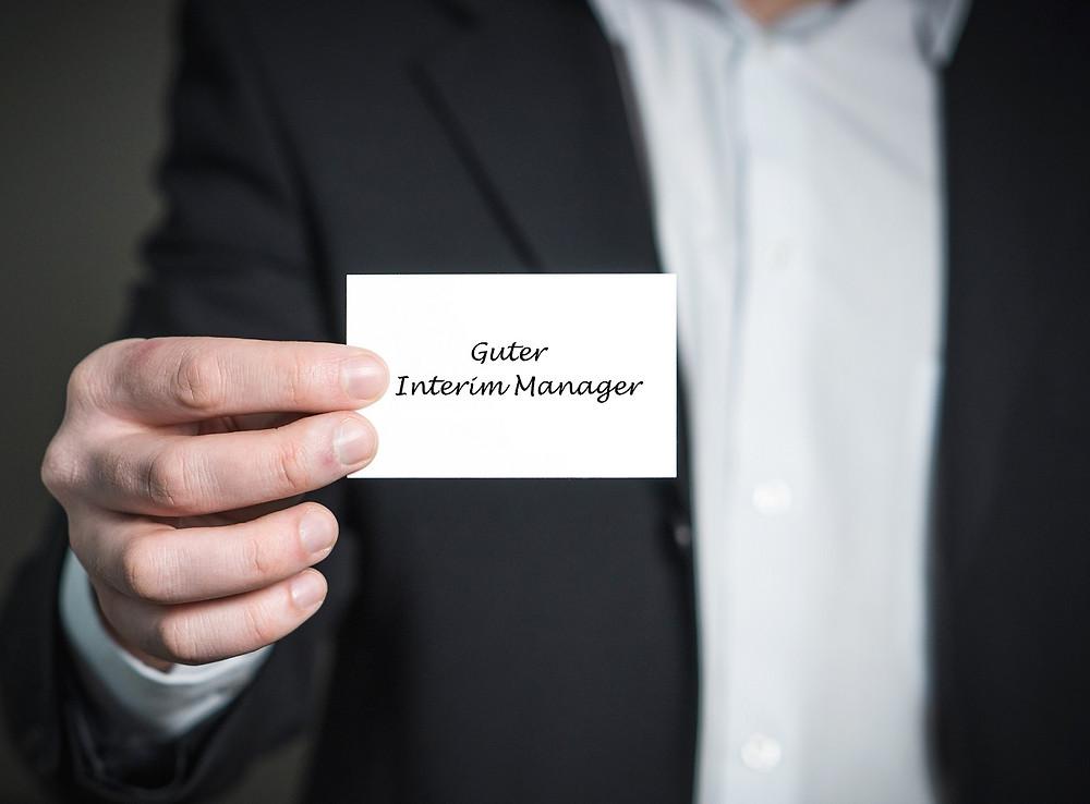Gute und schlechte Interim Manager unterscheiden