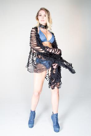Photographer- Jesse Dictor Model- Katerina Bland Hair- Naja Monique Todd Mua- Tracy Saunders
