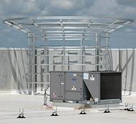 HVAC Roof Unit LA Fitness