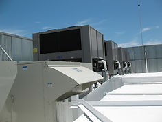 HVAC Roof Units