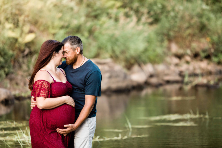 Fredericton maternity photography