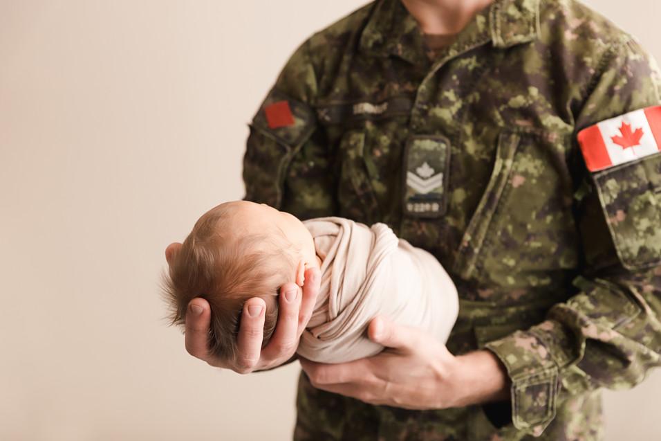 fredericton newborn photographer