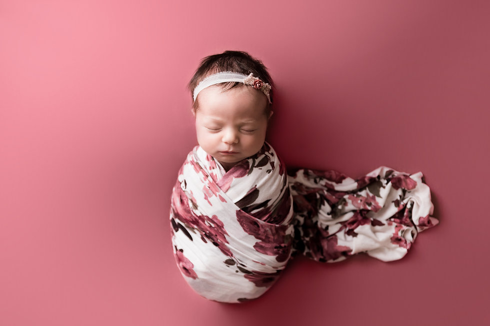 Oromocto NB Newborn Photographer