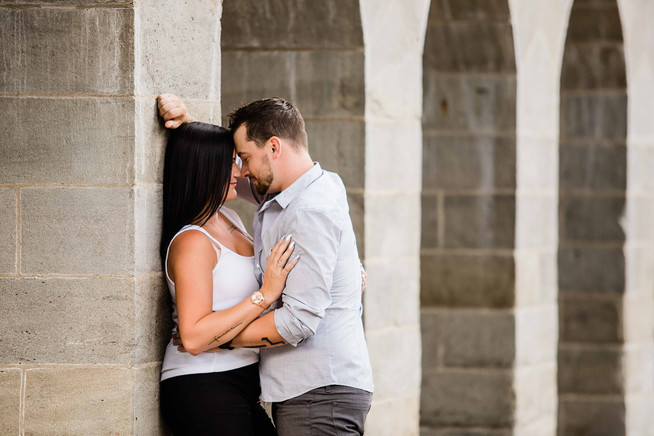 fredericton engagement photography