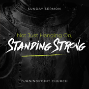 Not Just Holding On, Standing Strong