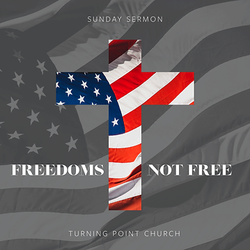 171 - Freedom's Not Free! By Pastor Jeff Wickwire  LT38924