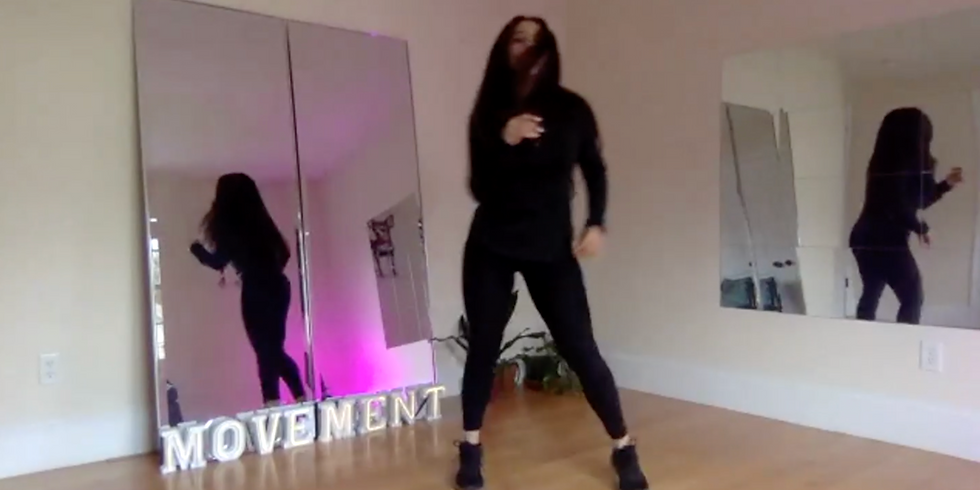 Friends Dance Party: Online Hosted Private Lesson