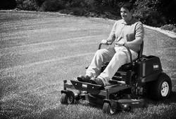 Toro Z-master commercial mower used