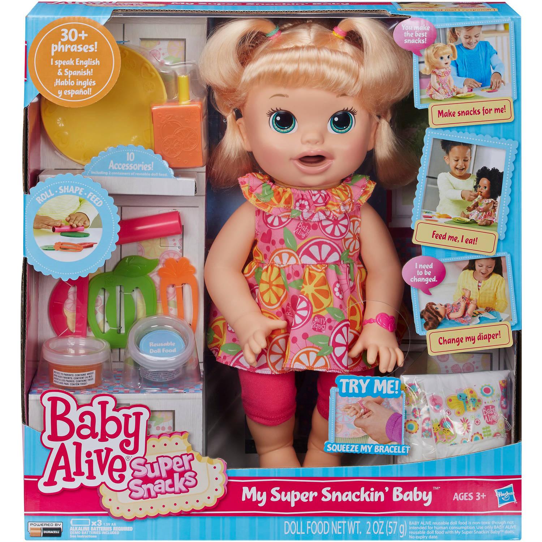 6ef4134acc Comprando Baby Alive direto dos EUA