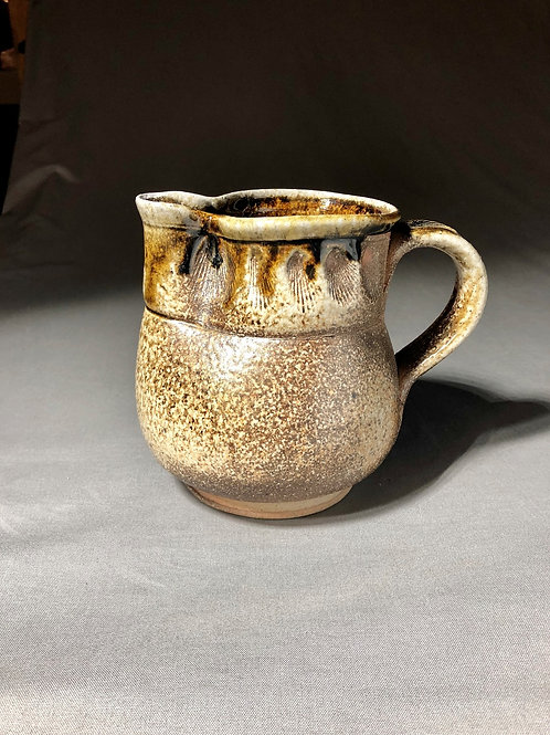 Wood Fired Soda Jug