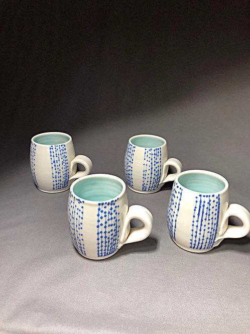 4 Mug Set