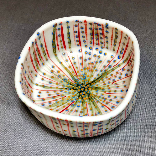 Bowl  (Desert flower)