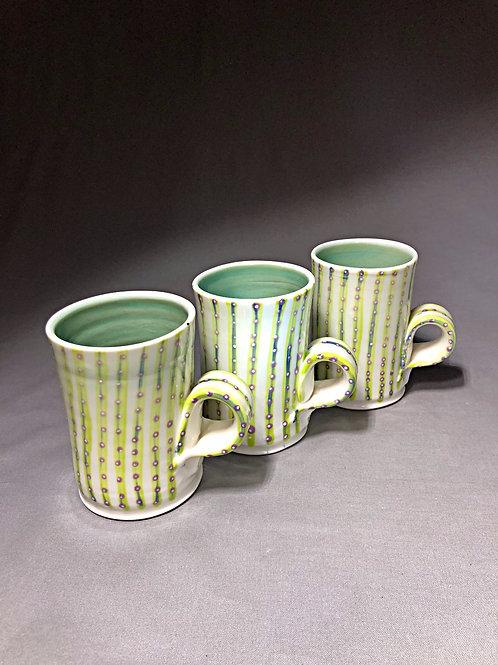 3 Mug Set