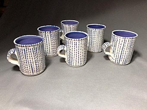 6 Mug Set