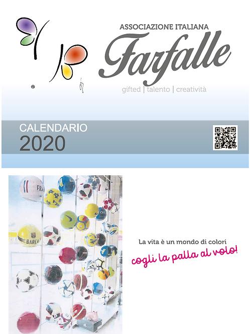 Calendario digitale 2020