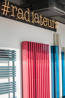 Showroom Infini Legno _ radiateurs