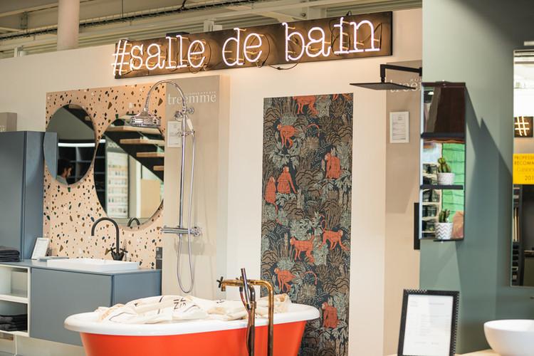 Showroom Infini Legno _ Salle de bain